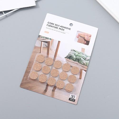 Self Adhesive Furniture Pads 30 Pcs Set